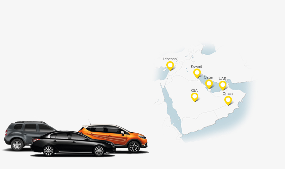 Renault - Middle East - Used Cars